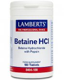 Betaine HCL 180 tbl